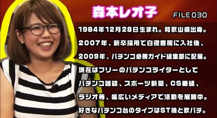 森本レオ子 wiki風プロフィールまとめ
