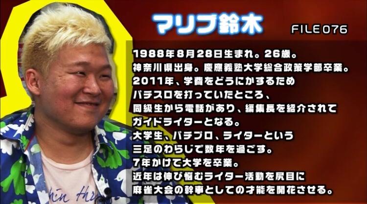 マリブ鈴木 wiki風プロフィールまとめ